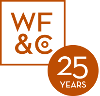 WF&Co 25 Year PNG